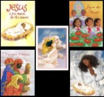 African American Christmas Cards Assorted Design