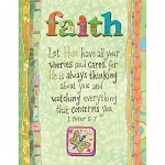 Words of Praise Note Cards