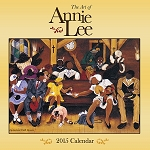 The Art of Annie Lee 2015 African American Calendar