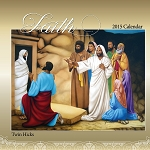 Faith by Hicks Twins 2015 African American Calendar