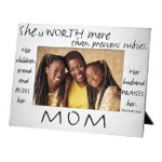 Mom - Classic Photo Frame