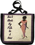 Don't Block My Path As I Rise Cidne Wallace Tote Bag