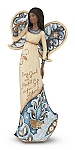 From Above Perfectly Paisley Figurine