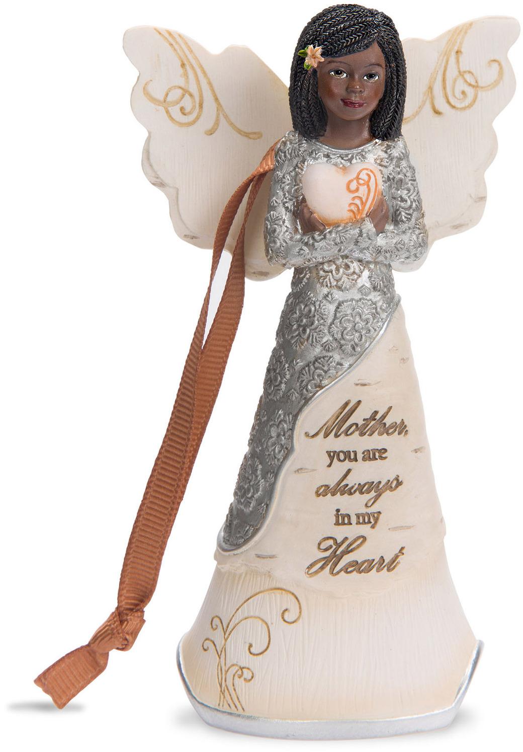 Ebony Figurine 107