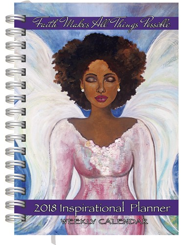 Faith Makes All Things Possible 2018 Inspirational Weekly Planner