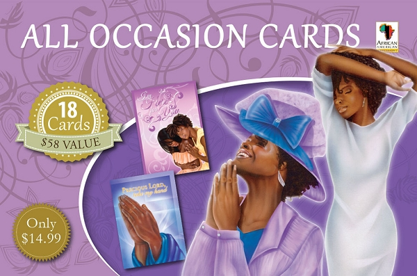 All Occasion Boxed Greeting Cards