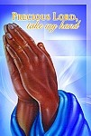 Precious Lord Take My Hand - Sympathy Card