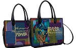 Prayer Warriors African American Bible Bag