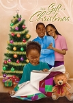 The Gift of Christmas - African American Christmas Cards