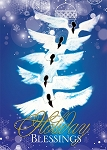 Holiday Blessings - African American Christmas Cards