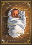 Names of Christ Child - African American Christmas Cards