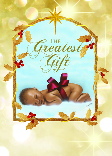 The greatest gift african american christmas cards - African american christmas images ...