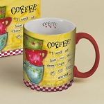 Two or Three Cups Classic Mug