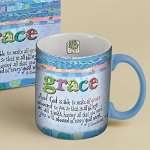 Words of Praise Mug