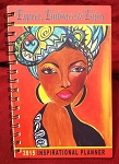 2015 African American Weekly Inspirational Planner by Gbaby