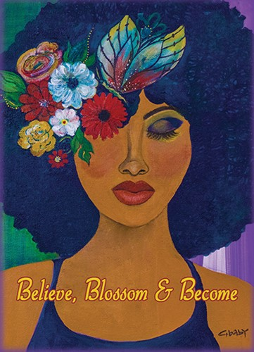 Believe Blossom and Become Magnet