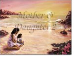 Mother and Daughter First Name Origin Print