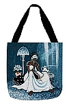 My Cup Runneth Over Tote Bag