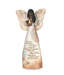 Stars In The Sky African American Angel Figurine
