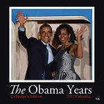 The Obama Years 2017 African American Calendar