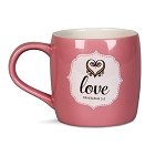Filled With Love Coffee Mug