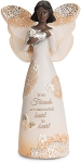 Friends Ebony Light Your Way Angel Figurine
