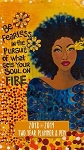 Soul on Fire 2018 - 2019 Checkbook Planner