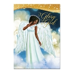 Glory to God African American Christmas Cards