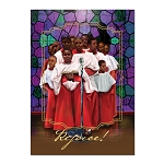 Rejoice Choir African American Christmas Cards
