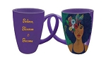 Believe Blossom & Become Gbaby Latte Mug