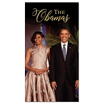 The Obamas 2018 - 2019 Two Year Checkbook Planner