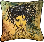 Love Is Tapestry Pillow