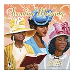 Sunday Morning 2018 Wall Calendar