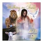 Walking by Faith 2018 Wall Calendar