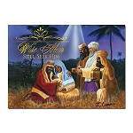 Wise Men Still Seek Him African American Christmas Cards