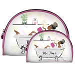 Me Time Cosmetic Duo Bags