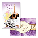 Thank You Blank Note Card Set