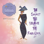 Girlfriends A Sister's Sentiment 2017 Calendar