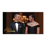 The Obamas 2016-2017 Checkbook Planner