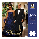 The Obamas 2016 Puzzle