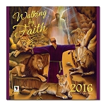 Walking by Faith 2016 African American Calendar