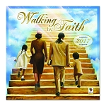 Walking by Faith 2017 African American Calendar