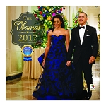 The Obamas 2017 African American Calendar