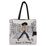 Keepin It Moving Tote Bag