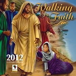 Walking by Faith - 2012 African American Calendar