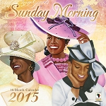 Sunday Morning - 2015 African American Calendar