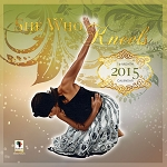 She Who Kneels - 2015 African American Calendar