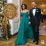The Obamas - 2015 African American Calendar
