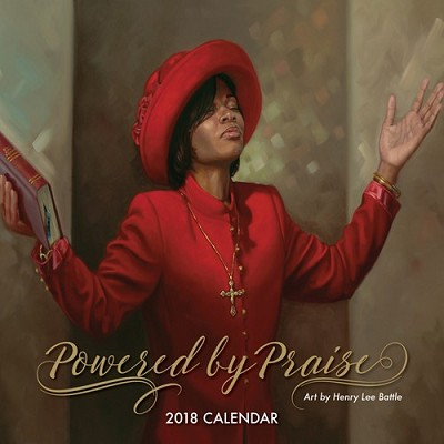 2018 Powered by Praise Calendar