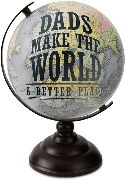 Dad Decorative Globe
